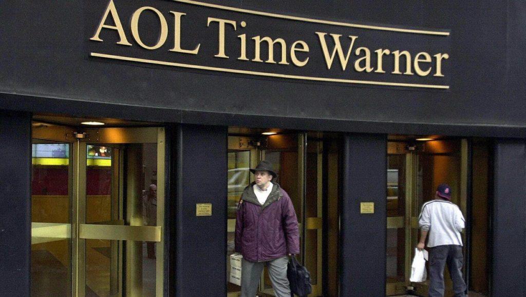 La fusion acquisition de AOL et TIme Warner