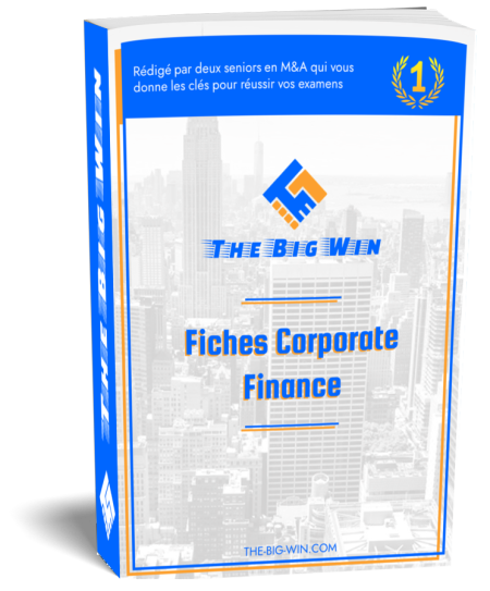 Couverte fiche Corporate Finance