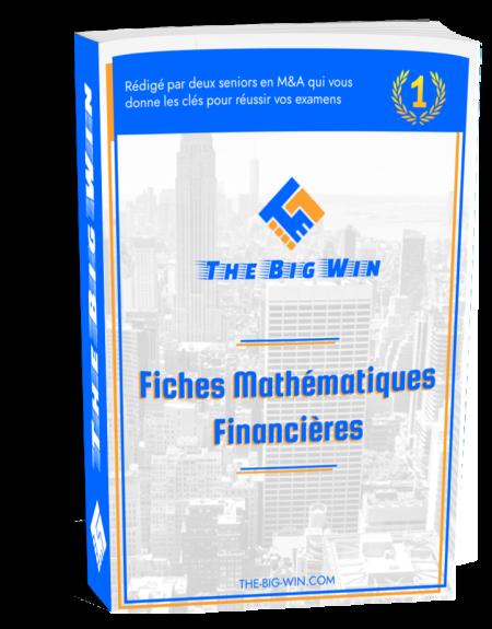 Fiches mathématiques financières