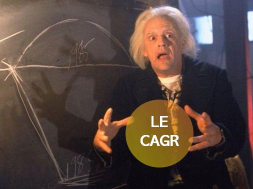 Comprendre le calcul de CAGR
