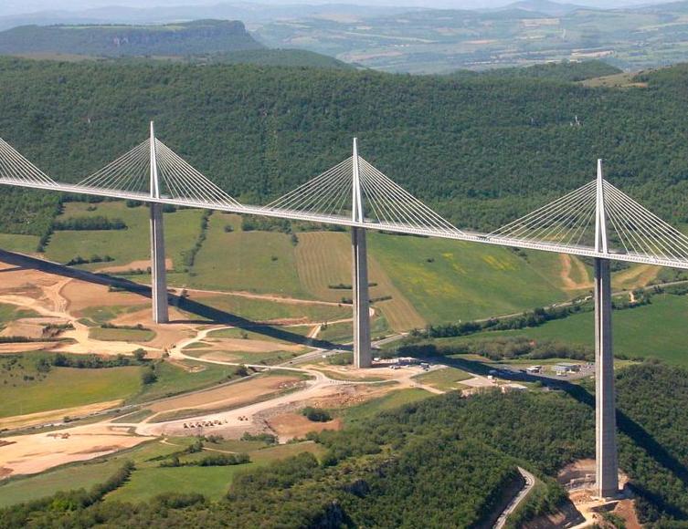 Exemple de financement de projet avec le viaduc de Millau